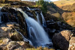 Loup of Fintry (Fintry, Écosse)